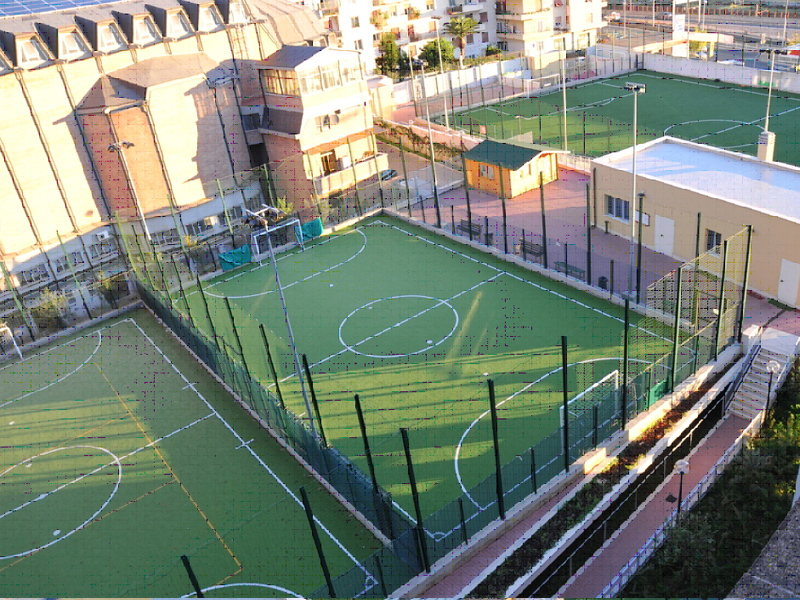 Campo Liceo scientifico Sportivo